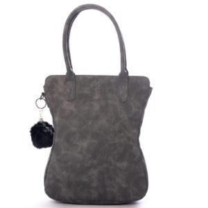 Shopper Curvy Classic Grey