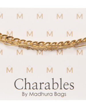 armband casual chique goud madhura bags