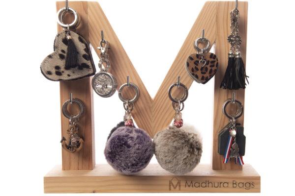 Display assorti Madhura Bags tassenhangers gs