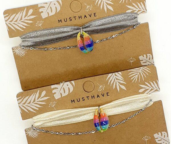 regenboog armband ibiza madhura bags
