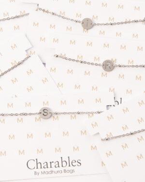 initialen zilver algemeen