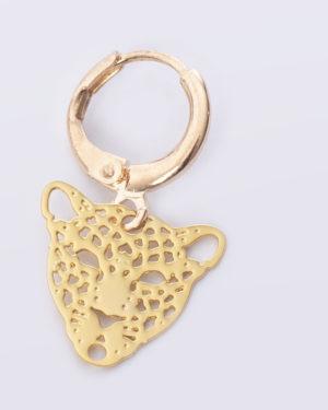gouden luipaard aan creool madhura bags