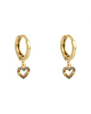 earrings goud zircon harts madhura bags