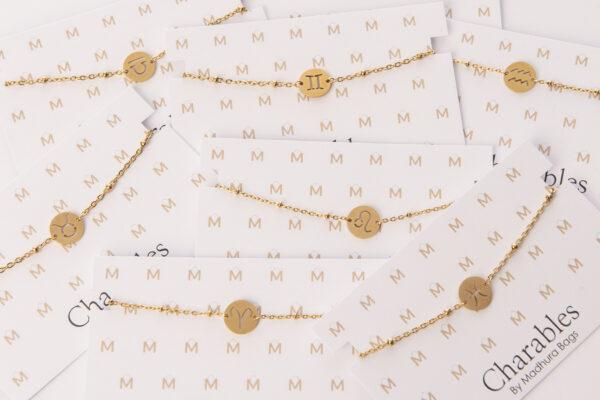 sterrenbeeld goud algemeen madhura bags