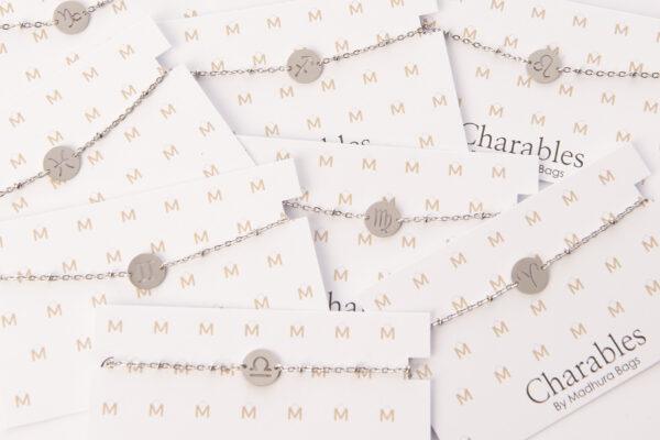 zilveren sterrenbeeld armbandjes madhura bags